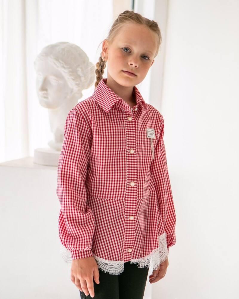 Рубашки для дівчинки